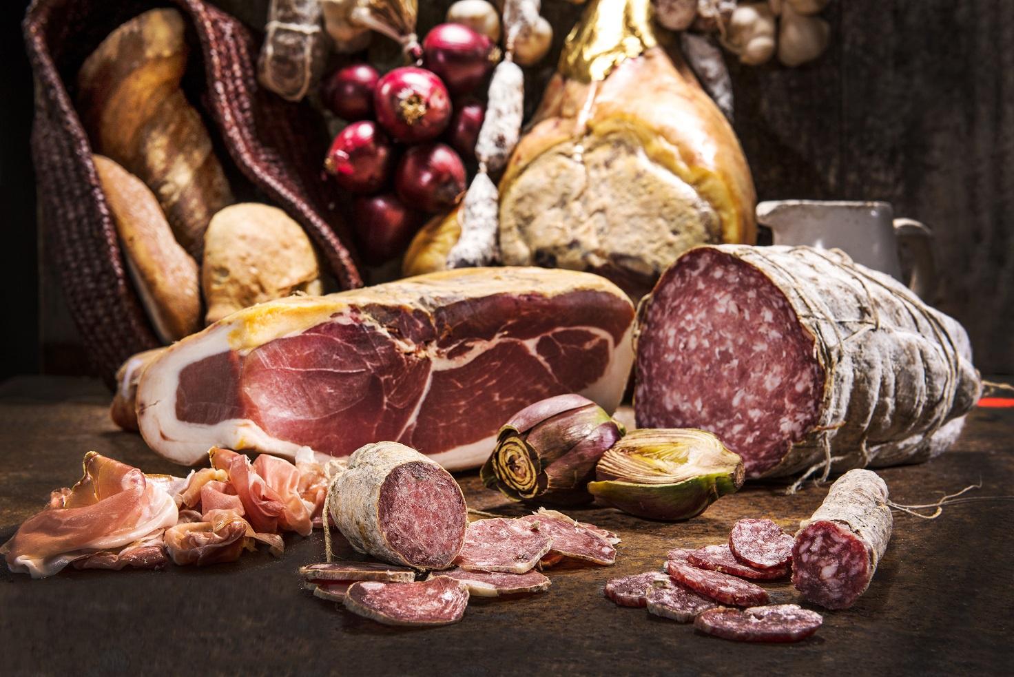 Salumi Italienische Fleischspezialitäten